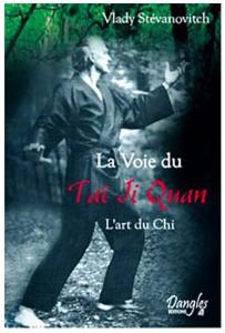"""Un livre de l'école """"La voie du Tai Ji Quan"""" (Tai chi)"""